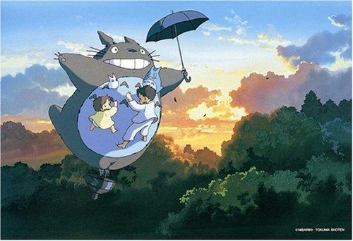 Studio Ghibli Totoro Design 300 Pieces Jigsaw...