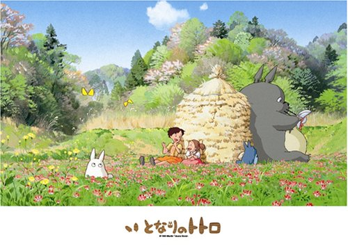 Totoro 500 Pieces Jigsaw Puzzle Finished Size...