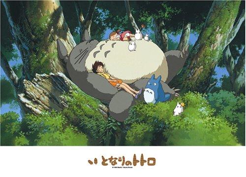 AM500-247 nap and Totoro My Neighbor Totoro...