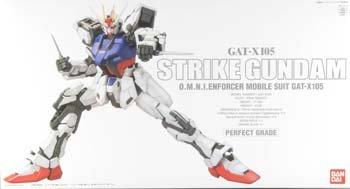 Bandai Hobby Strike Gundam Seed 1/60 Perfect...