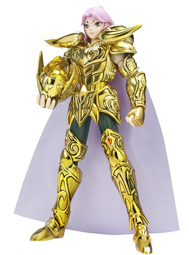 Saint Seiya - Aries Mu Gold Cloth Myth Action...