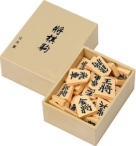 Shogi, the Japanese chess!