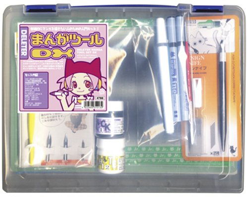 Deleter Manga Starter Kits!