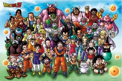 Dragon Ball Z 1000piece Super mass 1000-57