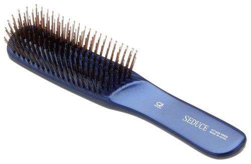 IKEMOTO Seduce Hair Care Brush (L) SEN-705-BL...