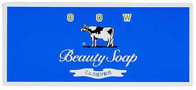 Cow Brand Beauty Soap!