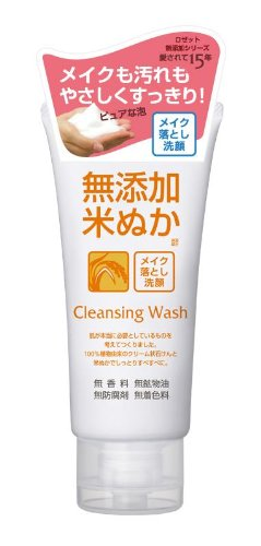 ROSETTE | Cleansing Wash | Additive Free Rice...