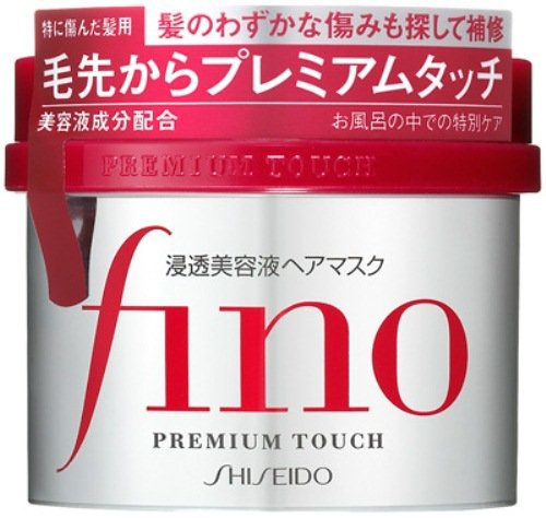 Shisedio Fino Premium Touch Hair Mask - 8.1 oz