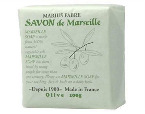 SAVON de Marseille Olive 100g