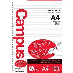 A4 30 hole 100 sheets Roh-816AE Kokuyo A ruled...