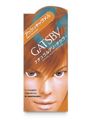 GATSBY Hair Natural Bleach Color Ash Caramel