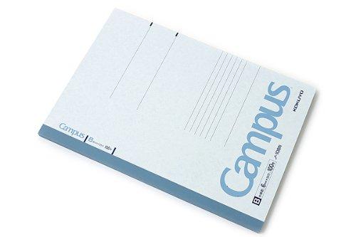 "Kokuyo Campus Notebook - Semi B5 (7"" X 9.8"") -..."