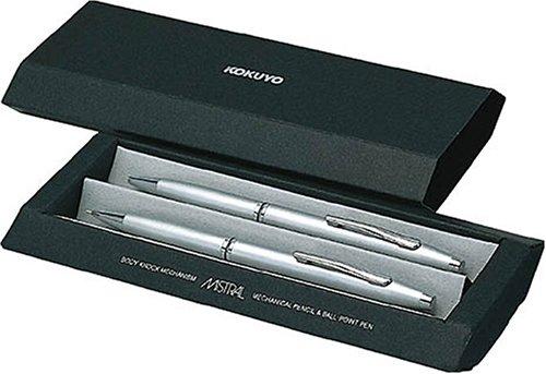 Kokuyo mechanical pencil, ballpoint pen set...