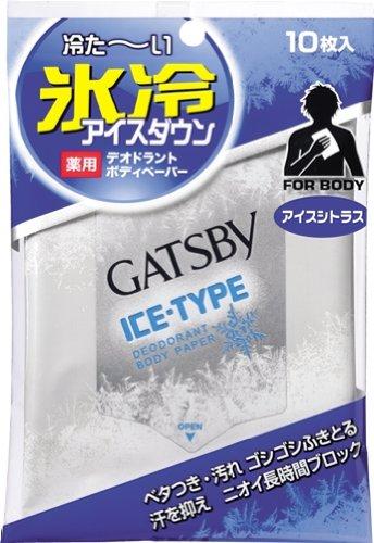 Mandom - GATSBY