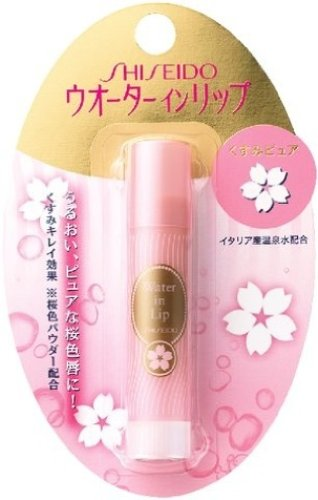 "Shiseido - ""Water In Lip"" Lip Balm"