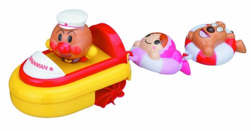 Anpanman good friend hovercraft (japan import)