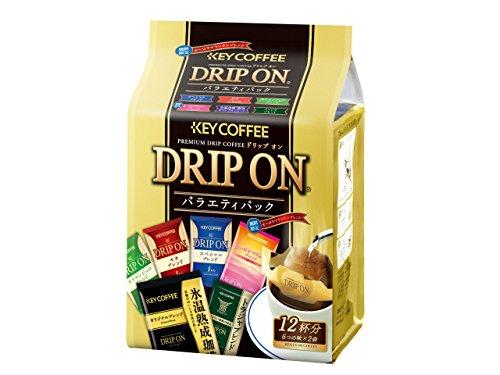 Key Coffee drip on Variety Pack 12P