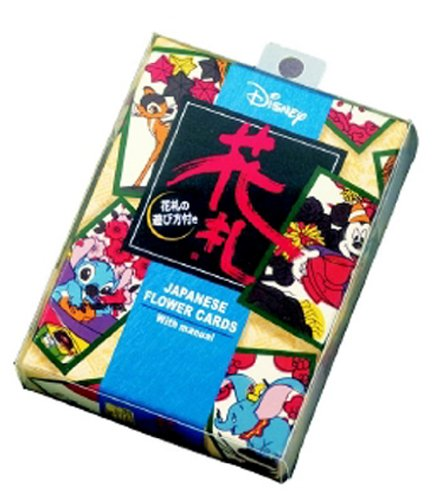 Japanese playing cards Disney character (japan...
