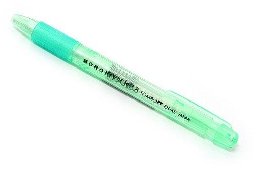 Tombow Mono Knock 3.8 Eraser - Green Body