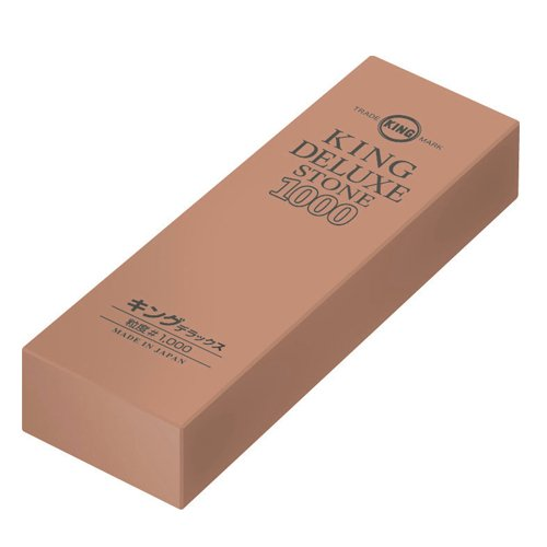 King Medium Grain Sharpening Stone - #1000 - S