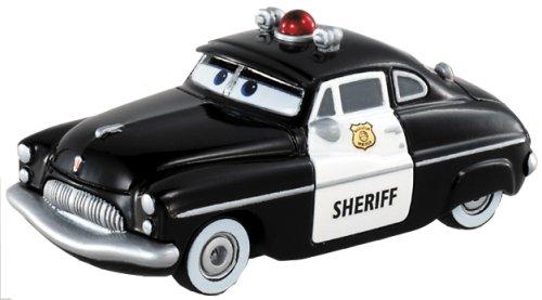 Disney Pixar Cars Tomica Sheriff C-09