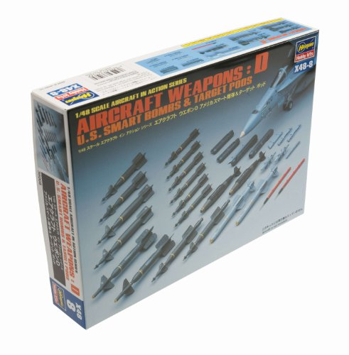 1/48 Aircraft Weapons D Smart Bombs and Target...
