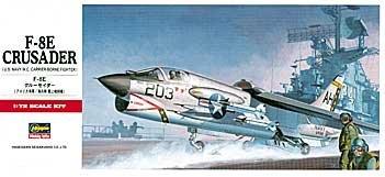 HASEGAWA 00339 1/72 F-8E Crusader