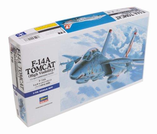 F-14A Tomcat High Vis 1/72 Hasegawa