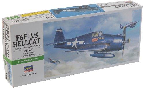 F6F-3-5 Hellcat 1-72 by Hasegawa