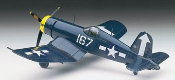 HASEGAWA 00140 1/72 F4U-1D Corsair