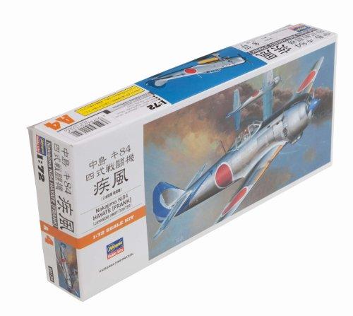 HASEGAWA 00134 1/72 Nakajima Ki84 Hayate (Frank)