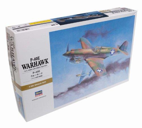 """Hasegawa 1/32 P-40E Warhawk """"Texas Longhorn""""..."""