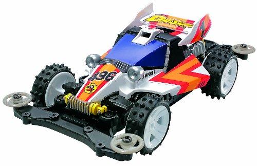 Tamiya Mini 4WD, packed racing technology