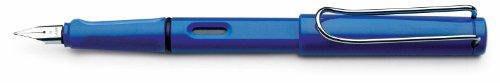Lamy Safari Fountain Pen, Blue (L14F)