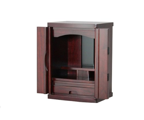 Mini Buddhist Altar CMB-320 DBRCMB-320