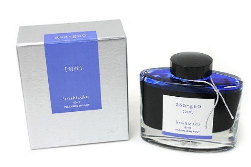 【PILOT】Iroshizuku Bottle Ink 50ml Color Series