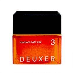 DEUXER Number three Douceur wax 3S 80g