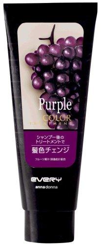 EVERY Hair Color Treatment - Purple