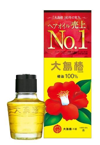 Oshima Tsubaki Oil 60ml