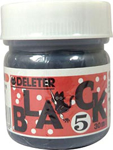 Deleter Manga Ink - 30 ml Bottle - Black 5...