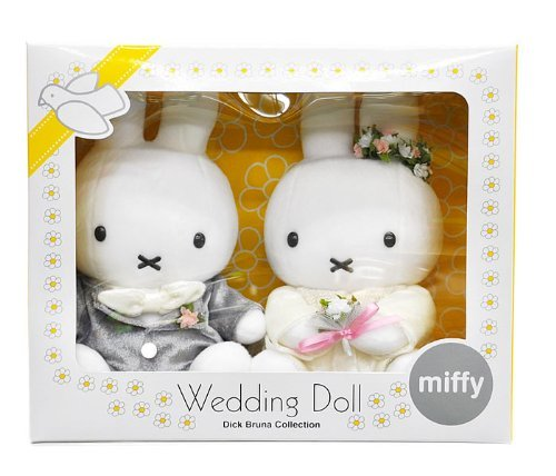 Miffy - Wedding Doll1