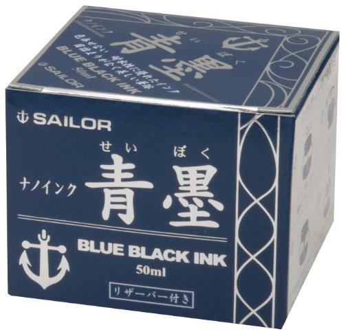 Sailor Seibuko Blue Black Pigment Ink
