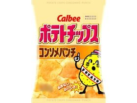 Calbee, the Japanese potato snack master!