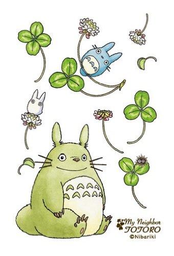 Totoro College Art Mini Puzzles!