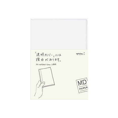 Midori MD Note A6 clear cover (49358006)