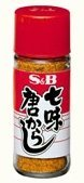 SB S & B Shichimi Tang mustard 15g