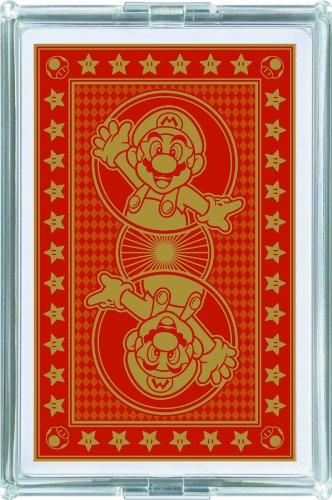 Super Mario Bros Trump Playing Cards -...