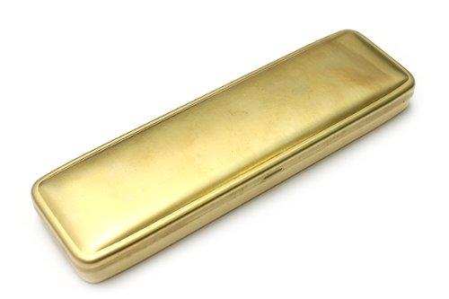 Midori Brass Pen or Pencil Case