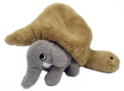 Stuffed elephant & snake, softly The Little...