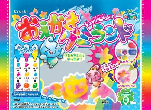 ON BOX 10 ŒÂ Oekaki Gumirando (Candy Toys &...